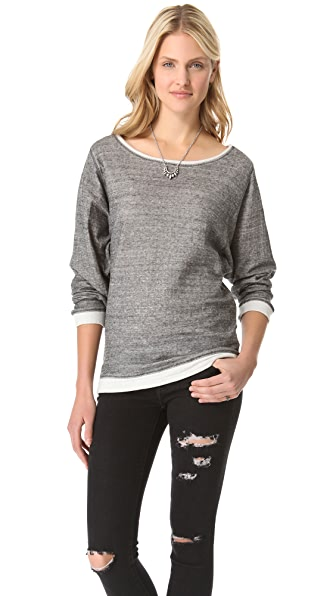 Nightcap Clothing Duofold Dolman Sweatshirt