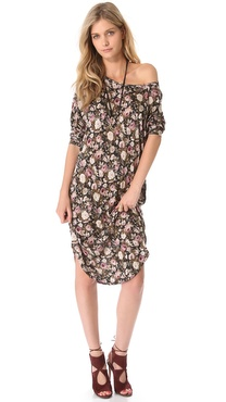 Nightcap Clothing Lounge Dress