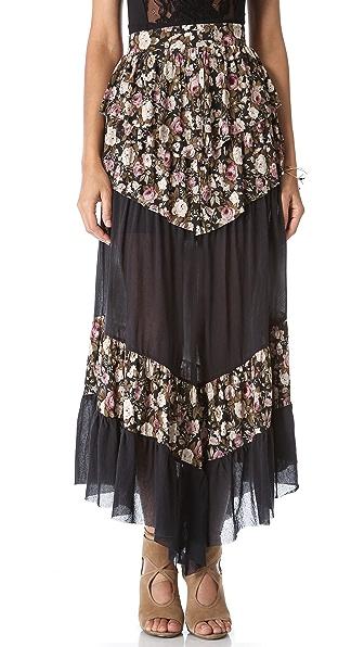 Nightcap Clothing Gambler Skirt / Dress