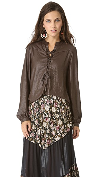 Nightcap Clothing Renaissance Blouse