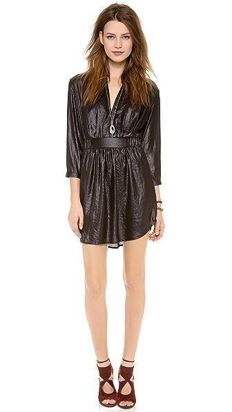 Nightcap Clothing Pintuck Dress