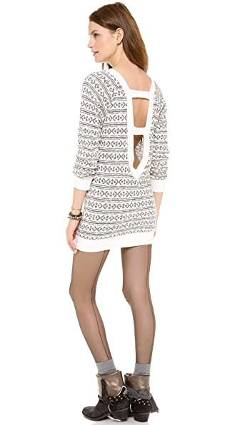 Nightcap Clothing Cheyenne Sweater Dress
