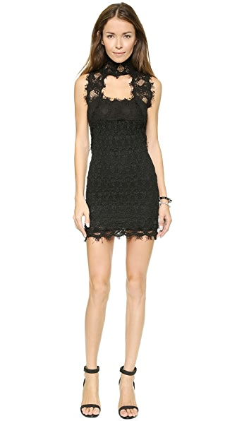 Nightcap Clothing Florence Lace Chapel Dress