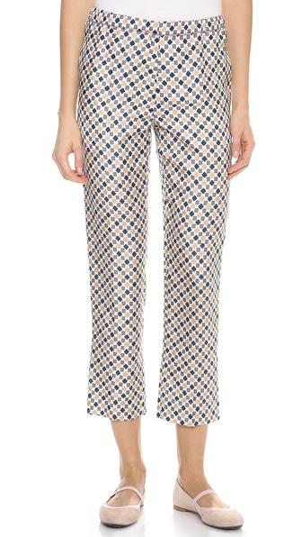 Nina Ricci Printed Pants