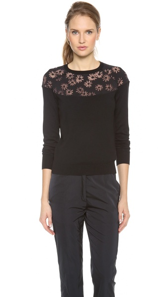 Nina Ricci Long Sleeve Sweater