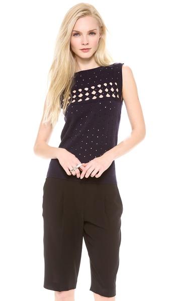 Nina Ricci Sleeveless Sweater