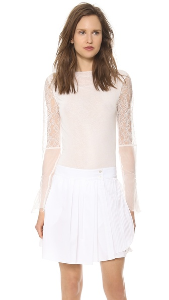 Nina Ricci Long Sleeve Top
