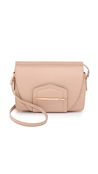 Nina Ricci Leather Cross Body Bag
