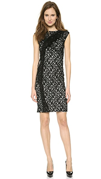 Nina Ricci Nina Ricci Sleeveless Dress (Black)