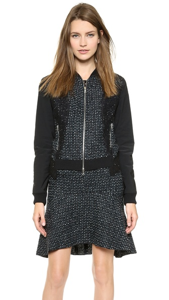 Nina Ricci Long Sleeve Jacket