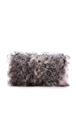 Nina Ricci Fur Clutch