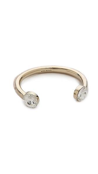 Nina Ricci Stone Bracelet