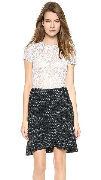 Nina Ricci Lace T-Shirt