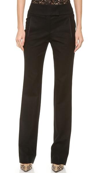 Nina Ricci Slim Boot Cut Pants
