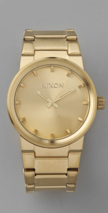 Nixon Oversized Watch