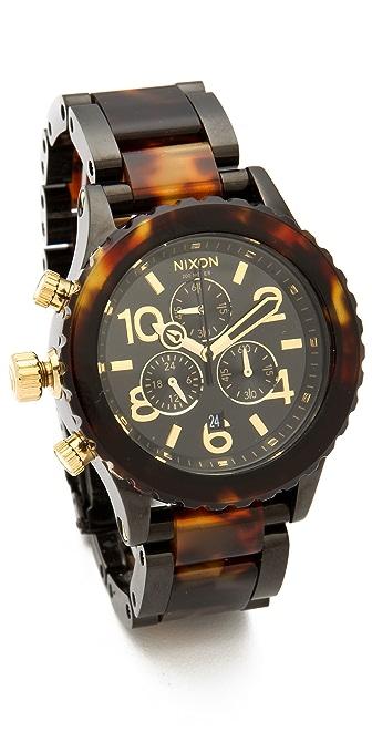 Nixon Oversized Chrono Watch