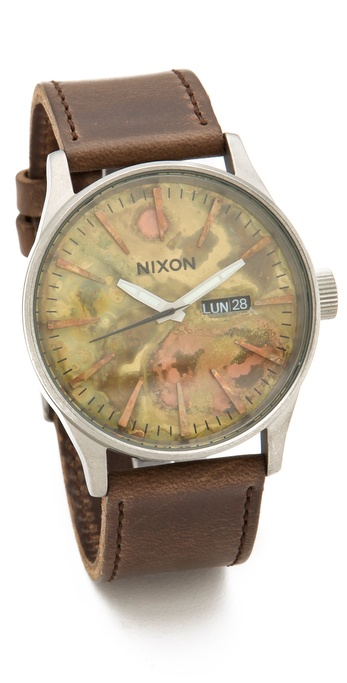 Nixon The Sentry Watch
