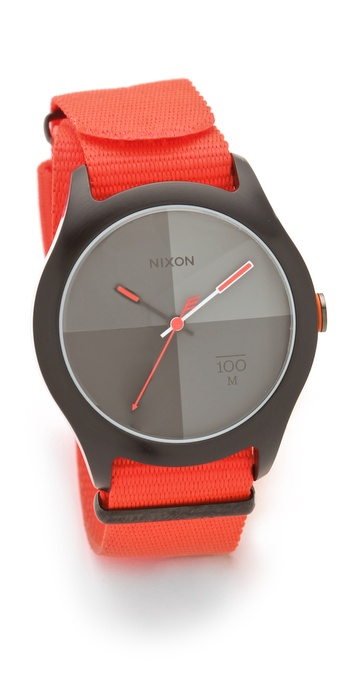 Nixon The Quad Watch