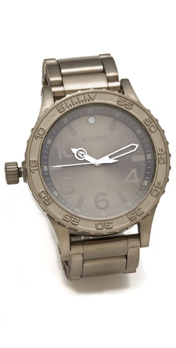 Shop Nixon The Titanium 51-30 Watch and Nixon online - Accessories,Womens,Jewelry,Watches, online Store