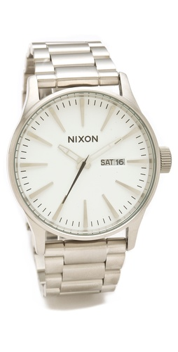 Shop Nixon The Sentry SS Watch and Nixon online - Accessories,Womens,Jewelry,Watches, online Store