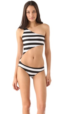 Norma Kamali Shane One Piece Swimsuit