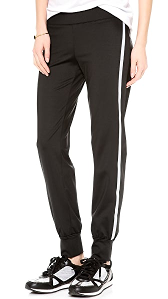 Norma Kamali Interactive Jogging Pants