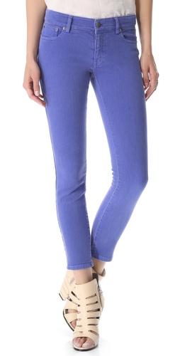 Nili Lotan Five Pocket Skinny Jeans