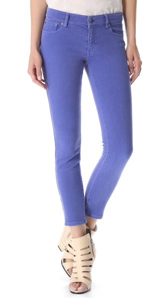 Nili Lotan Five Pocket Skinny Jeans