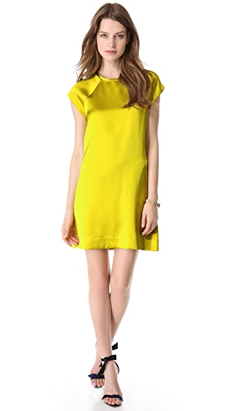 Nili Lotan Raglan Sleeve Dress