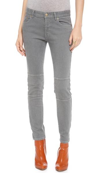 Nili Lotan Biker Jeans