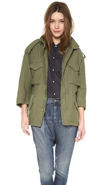 NLST Oversized M65 Jacket