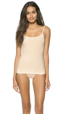 Nearly Nude Thinvisible Smoothing Cotton Camisole