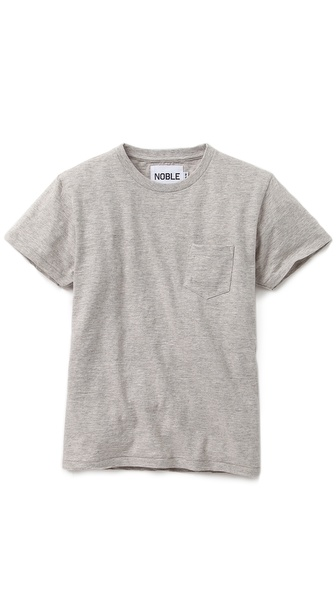 Noble Denim Pocket T-Shirt