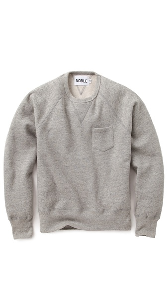 Noble Denim Sweatshirt