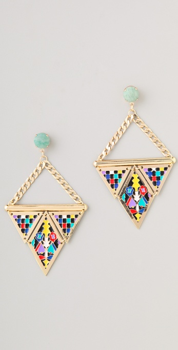 Noir Jewelry Hacienda Earrings
