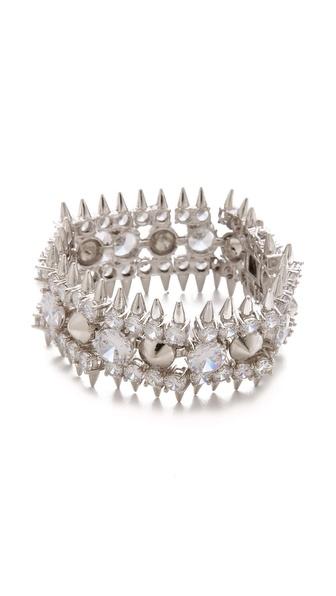 Noir Jewelry Mini Punks Large Bracelet