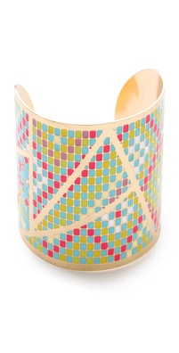 Noir Jewelry Pastel Hacienda Cuff