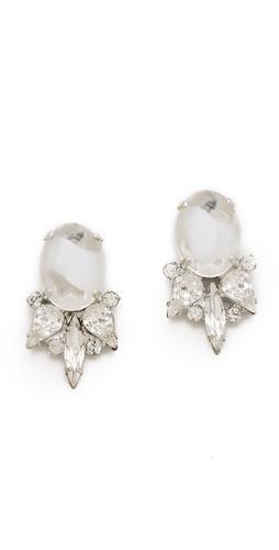 Noir Jewelry Barbados Large Cluster Earrings
