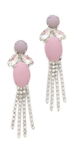Noir Jewelry Barbados Waterfall Earrings