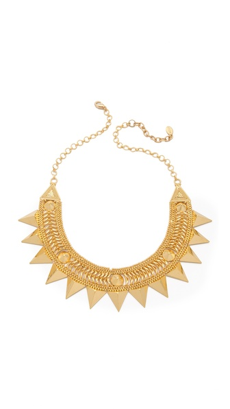 Noir Jewelry Darjeeling Spiked Necklace