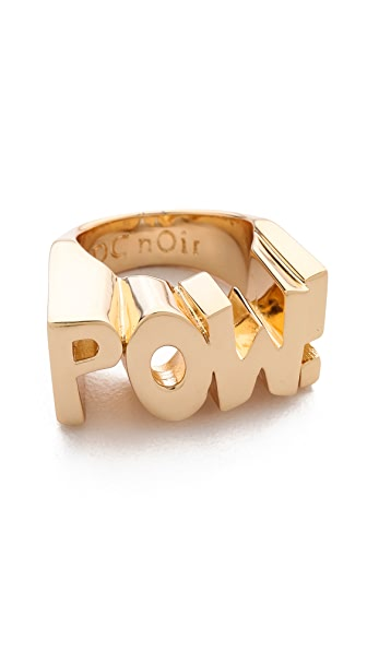 Noir Jewelry Pow Ring