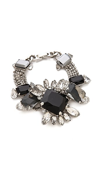 Noir Jewelry Gem Bracelet