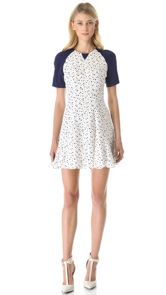 Nonoo Sierra Raglan Star Dress