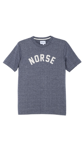 Norse Projects Athletic Logo T-Shirt