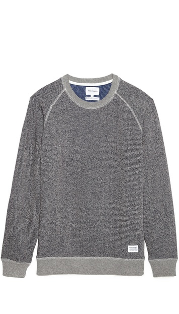 Norse Projects Vorm Flame Sweatshirt