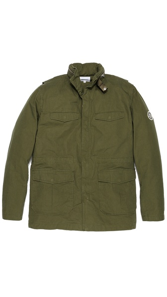Norse Projects Skipper Scout Jacket