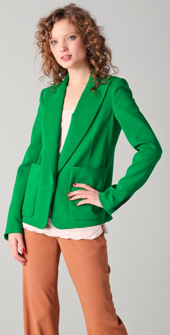 No. 21 Blazer Jacket