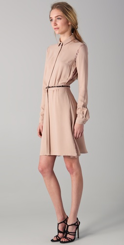 No. 21 Long Sleeve Dress