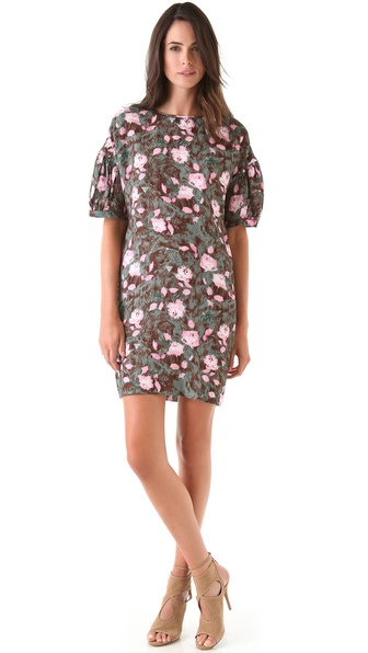 No. 21 Floral Dress