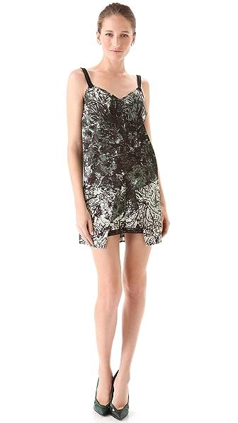 No. 21 Printed Tank Dress